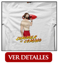 Camiseta Summer is Coming Eddard