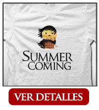 Camiseta Summer is Coming