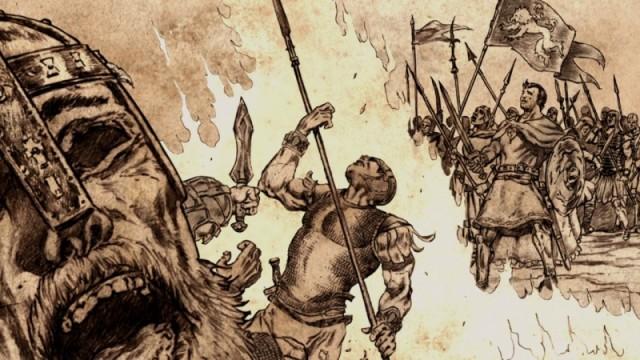Batalla de Campo de Fuego