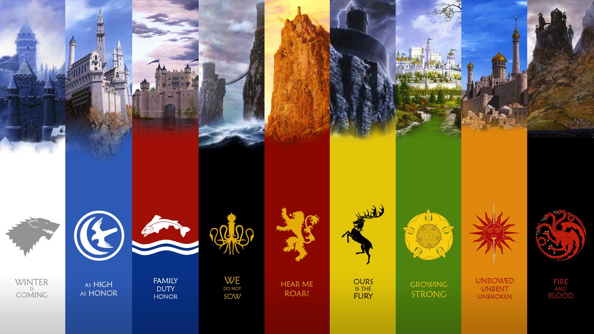 La historia del éxito de Canción de hielo y fuego | Los Siete Reinos